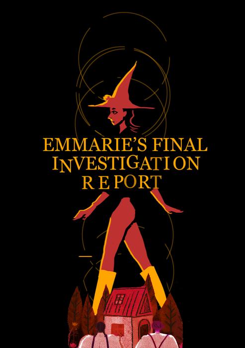 Emmarie's final investigation report de Asta WU - Angoulême